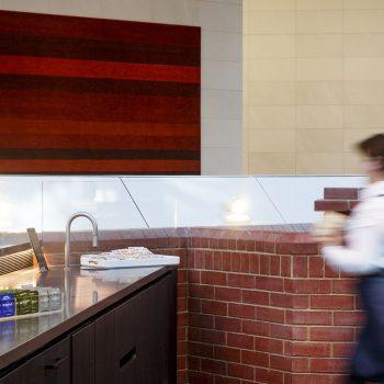 TopBrewer coffee machine in an office kitchen.